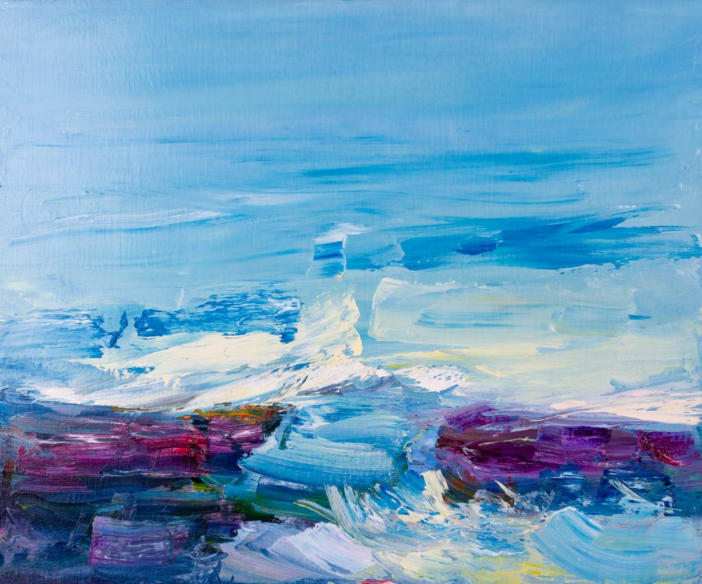 """.""""How The Light Gets In"""" Vera Gaffney & Her daughter Louise Thursday 11th October 2018 6-8pm"""""""
