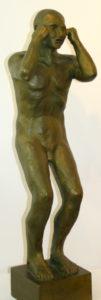 Angustiado...Bronze Resin..Moran Cynthie..€1900