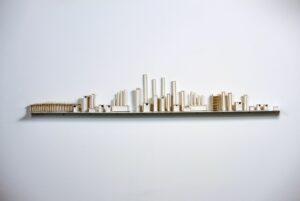 Cityscape Isobel Egan..€6500