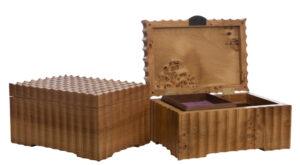 Elm Jewelery Box.Fichtner Erich..€595ea