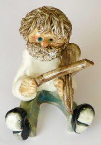 Fiddle Player..Nunan Gillian..445