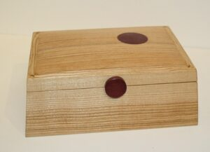 Geometric Jewellery Box..Fichtner Erich..€450