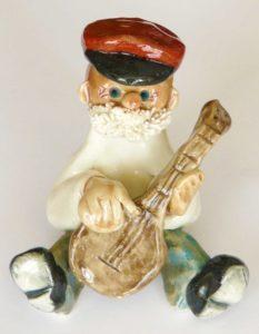 Guitar Man..Nunan Gillian,,€45