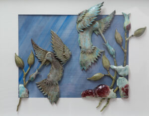 Humming Bird wall Hangings..Carty Ian..€450