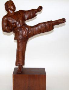 Karate ..DanzaWood..Moran Cynthia..€2500 1