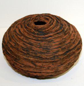 Nest Pod Terracotta.Jermyn Jane..4125