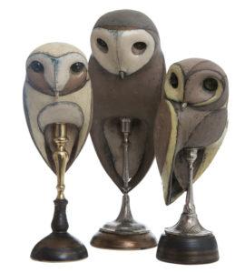 Owls..Panov Ivan..Sold