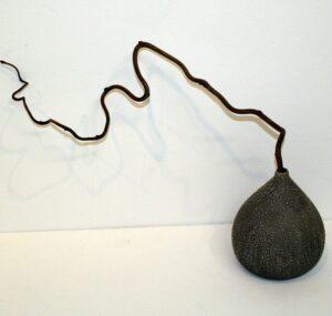 Pod pot with Hazel med..€120