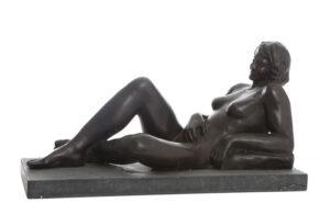Reclining Nude..Moran Cynthia..€1500