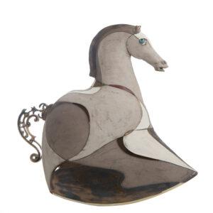 Rocking Horse..Panov Ivan..sold