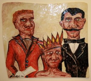The Emperor's New Clothes..Mahon Charlie..€450