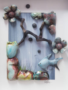 fish wall Hanging..Carty Ian ..€250