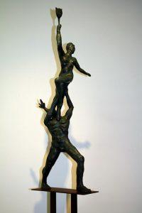 Bronze by Cynthia Moran Killeavy