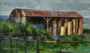 The Hayshed 32x19 Mark O'Neill