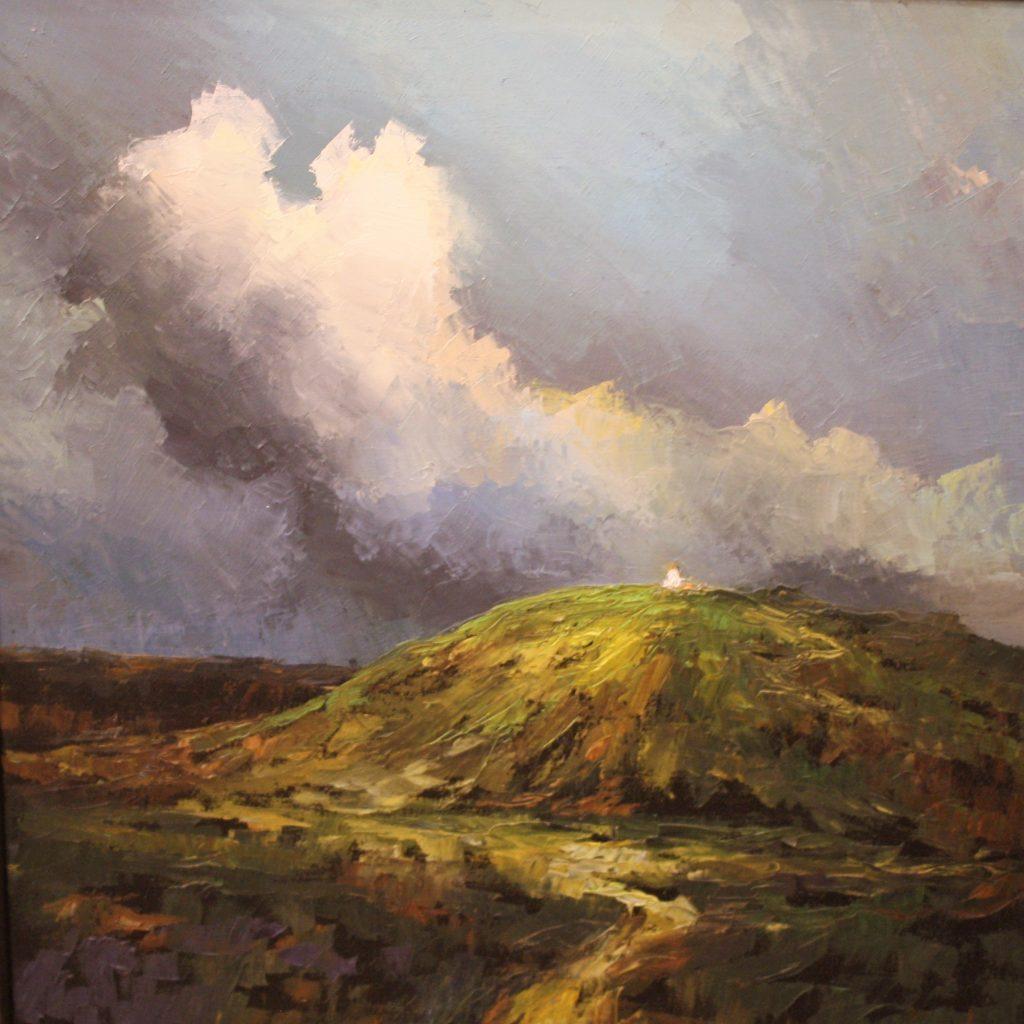 Evening  Colours  Alexandr Onishenko Oil on Canvas€4200